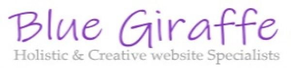 blue giraffe holistic and creative website specialist brand of Galaxy Consulting ltd